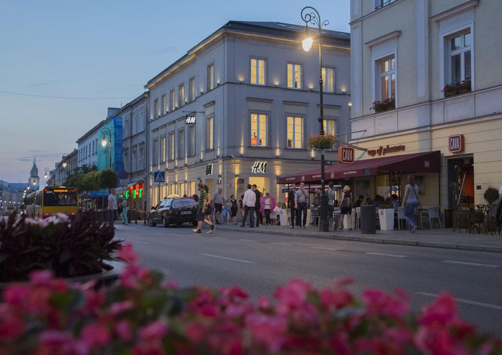 Nowy åwiat, Varsovia. Nowy Swiat, Varsovia