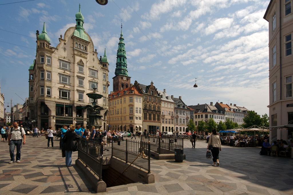 Strøget, Copenhague