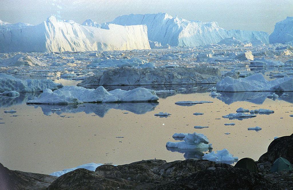 Ilulissar Icefjord, Groenlandia