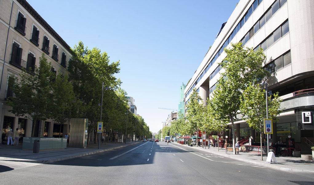 Serrano, Madrid