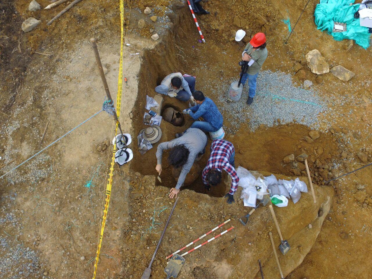 colombia4. Excavaciones arqueológicas