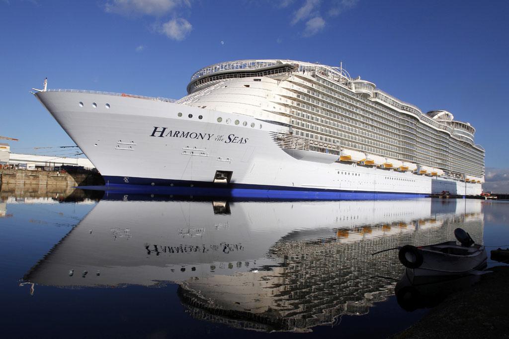 Harmony of The Seas, así es el crucero más grande del mundo