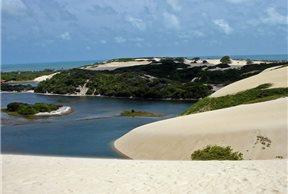 Genipabu Beach, Brasil