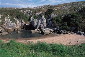 Gulpiyuri, Asturias