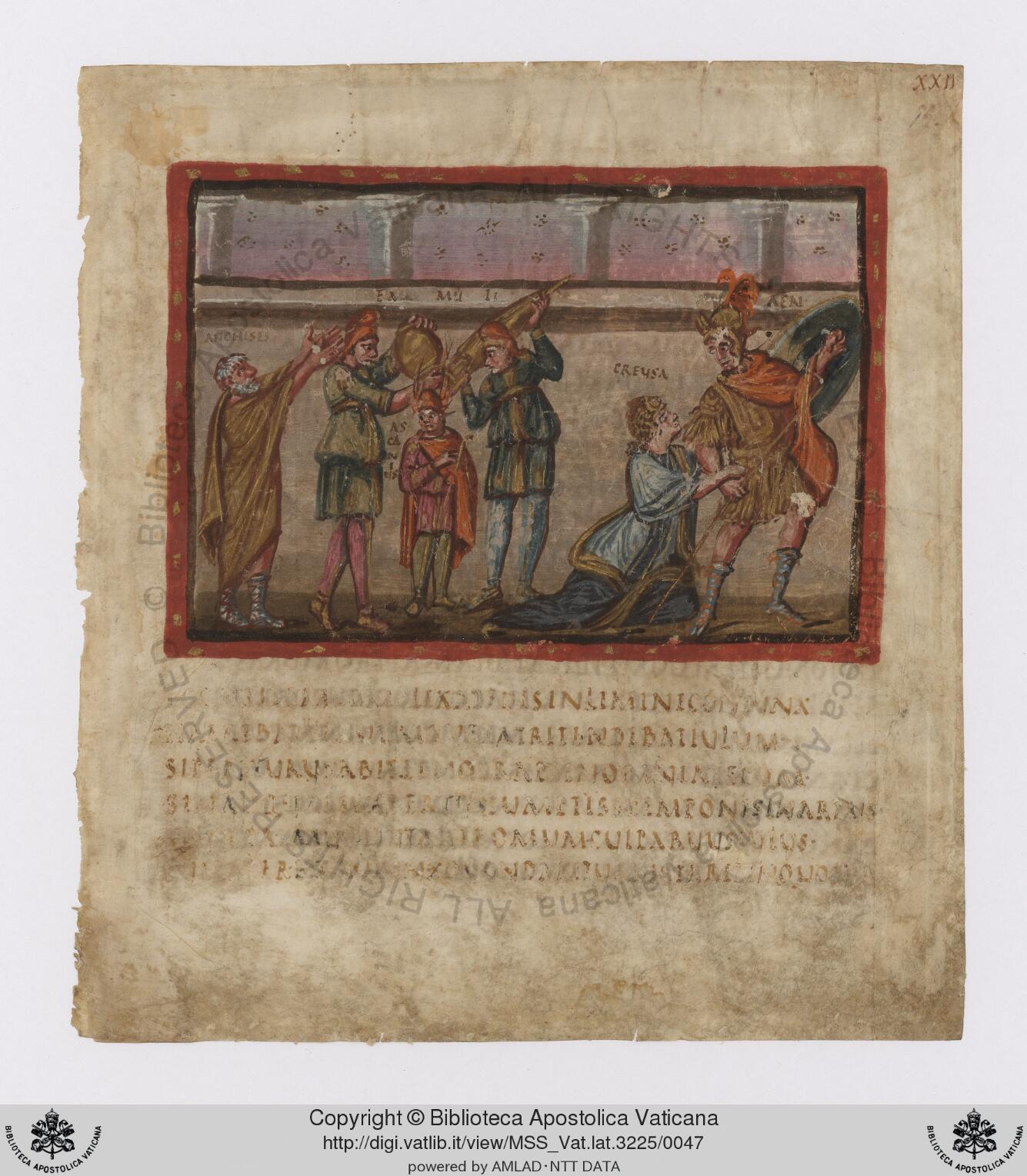 'Virgilio Vaticano'