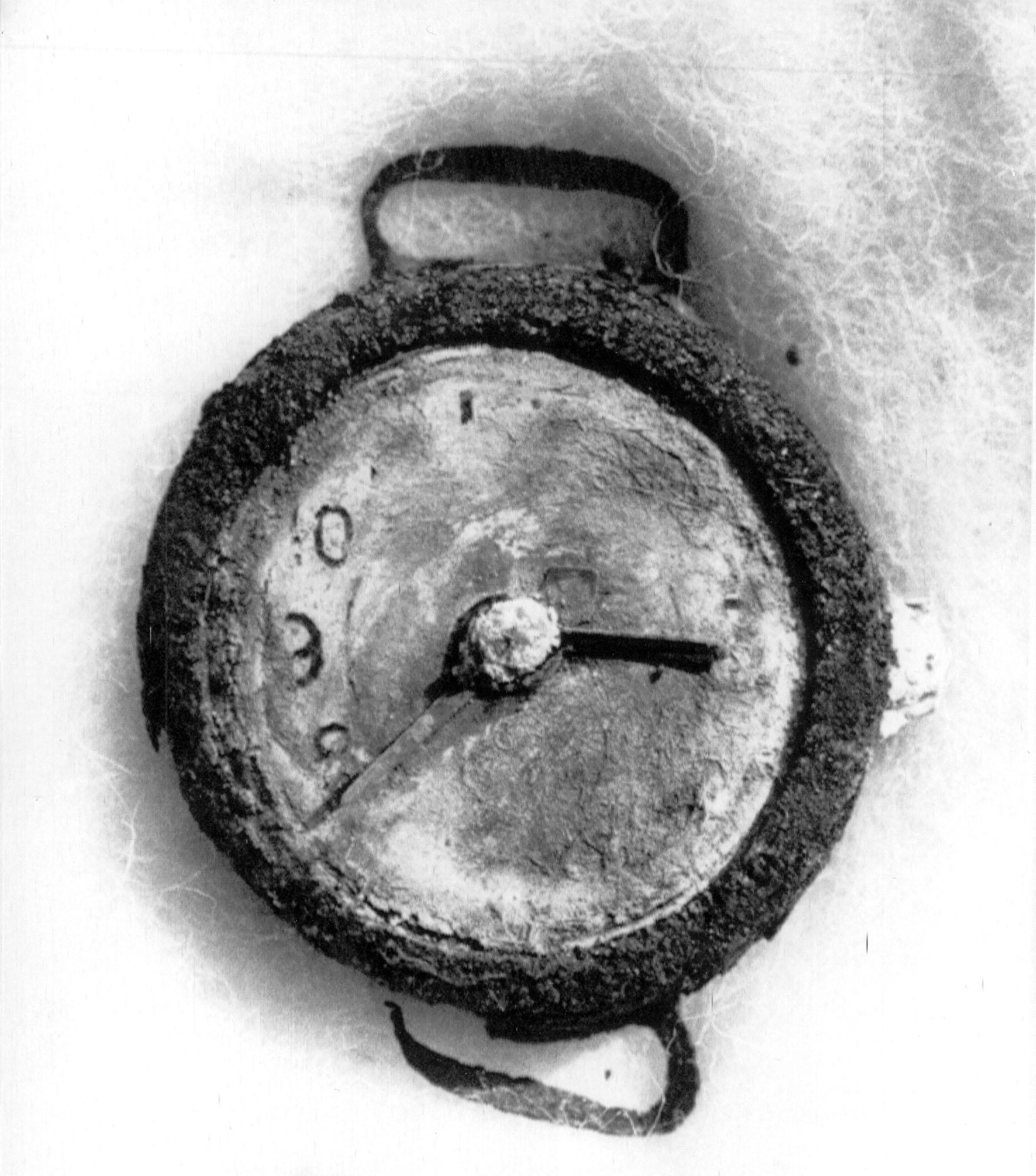 La bomba que paró el tiempo