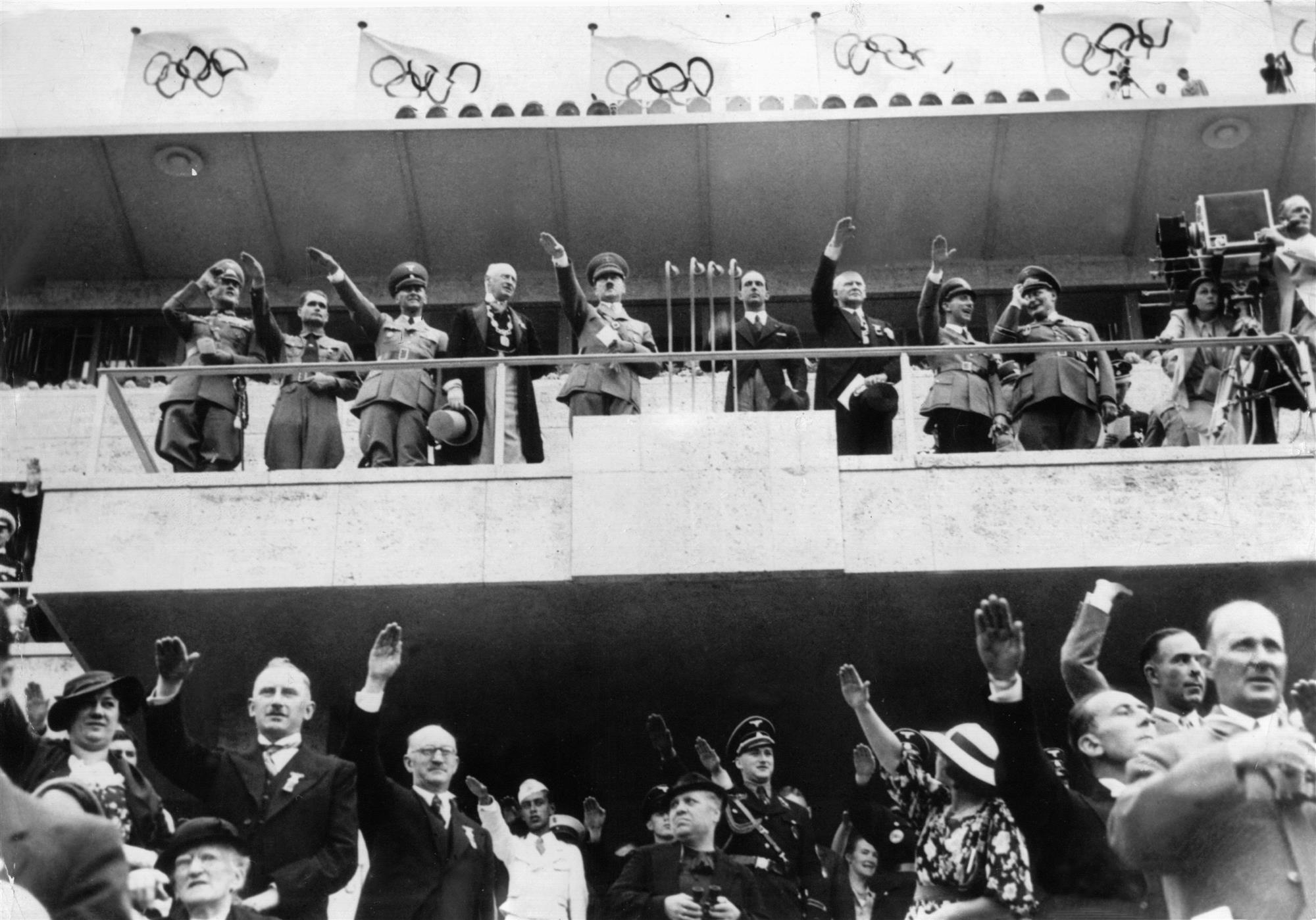 berlin5. Adolf Hitler y sus secuaces