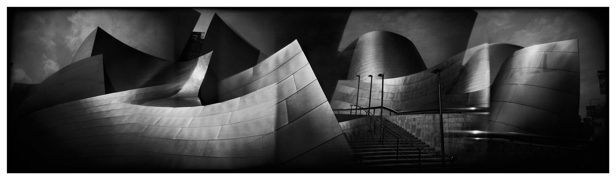 Disney Concert Hall, Los Angeles, 2008