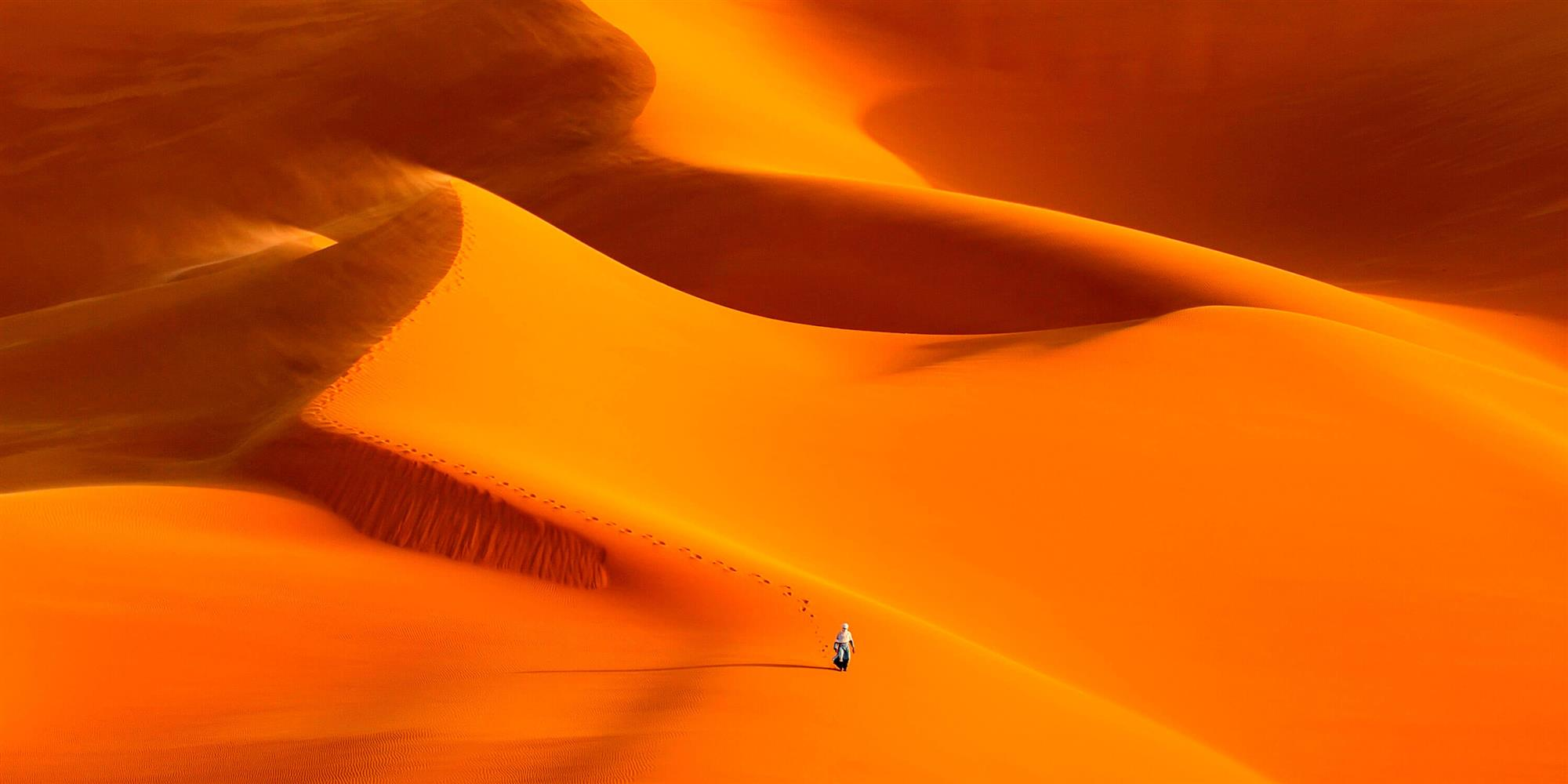 The Lone Tuareg