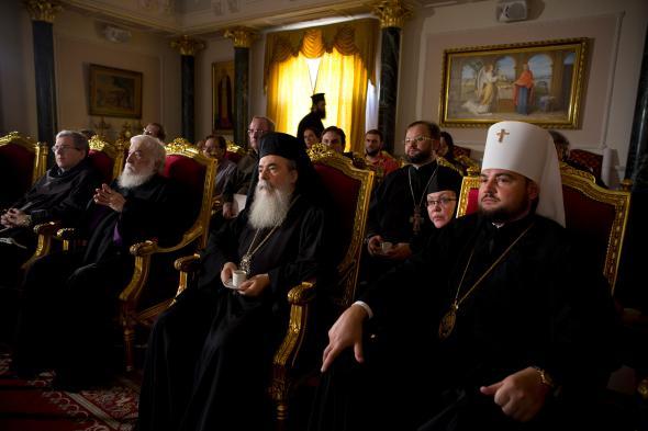 cristo4. Líderes religiosos