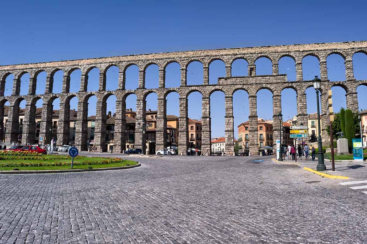 El acueducto de segovia es m s reciente de lo que pens bamos - Acueducto de segovia arquitectura ...