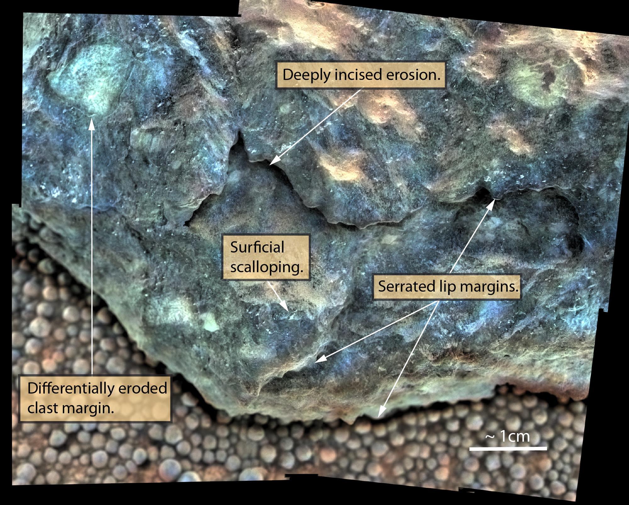Resultado de imagen de Analisis de los meteoritos