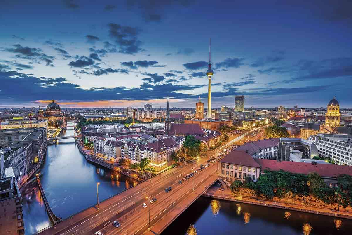 Berlín, la apasionante capital de Alemania