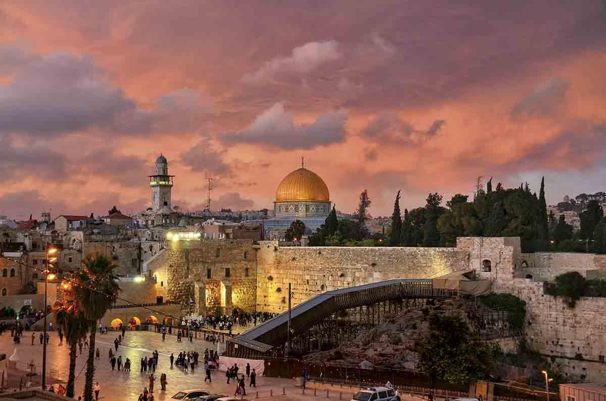 Un Viaje Por Los Siglos De Historia De Jerusal 233 N