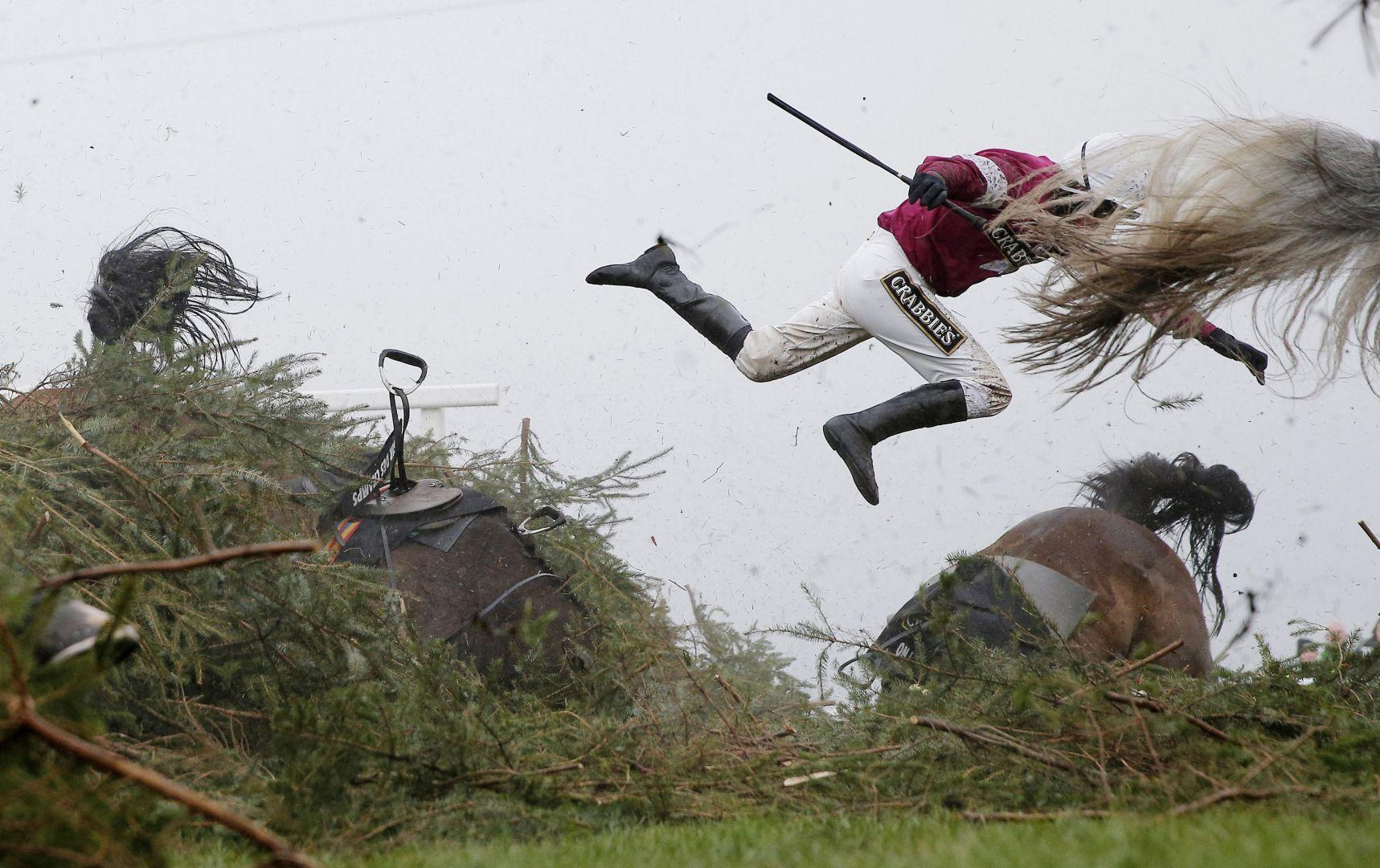 """ Grand National Steeplechase"""