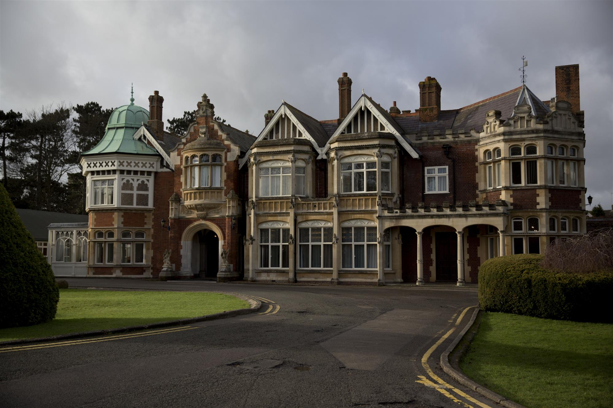 enigma3. Bletchley Park
