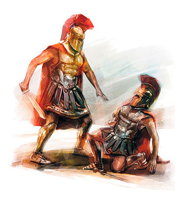 Masculinity-Art-v4-FINAL-Sparta-small. Esparta, 800 a. C.