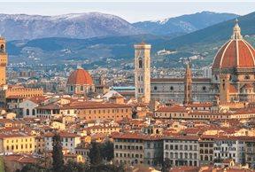 Santa Maria de Fiore y la torre de la Signoria