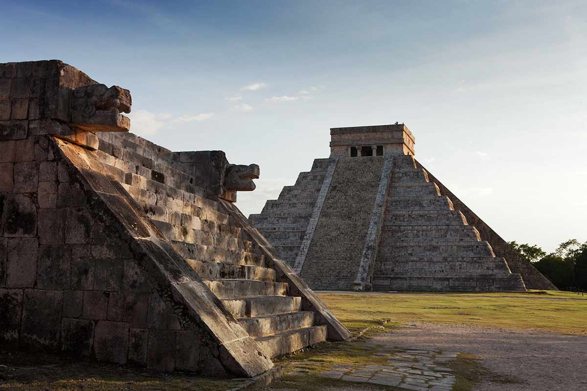 YUC Chichen Itza123. Chichén Itzá