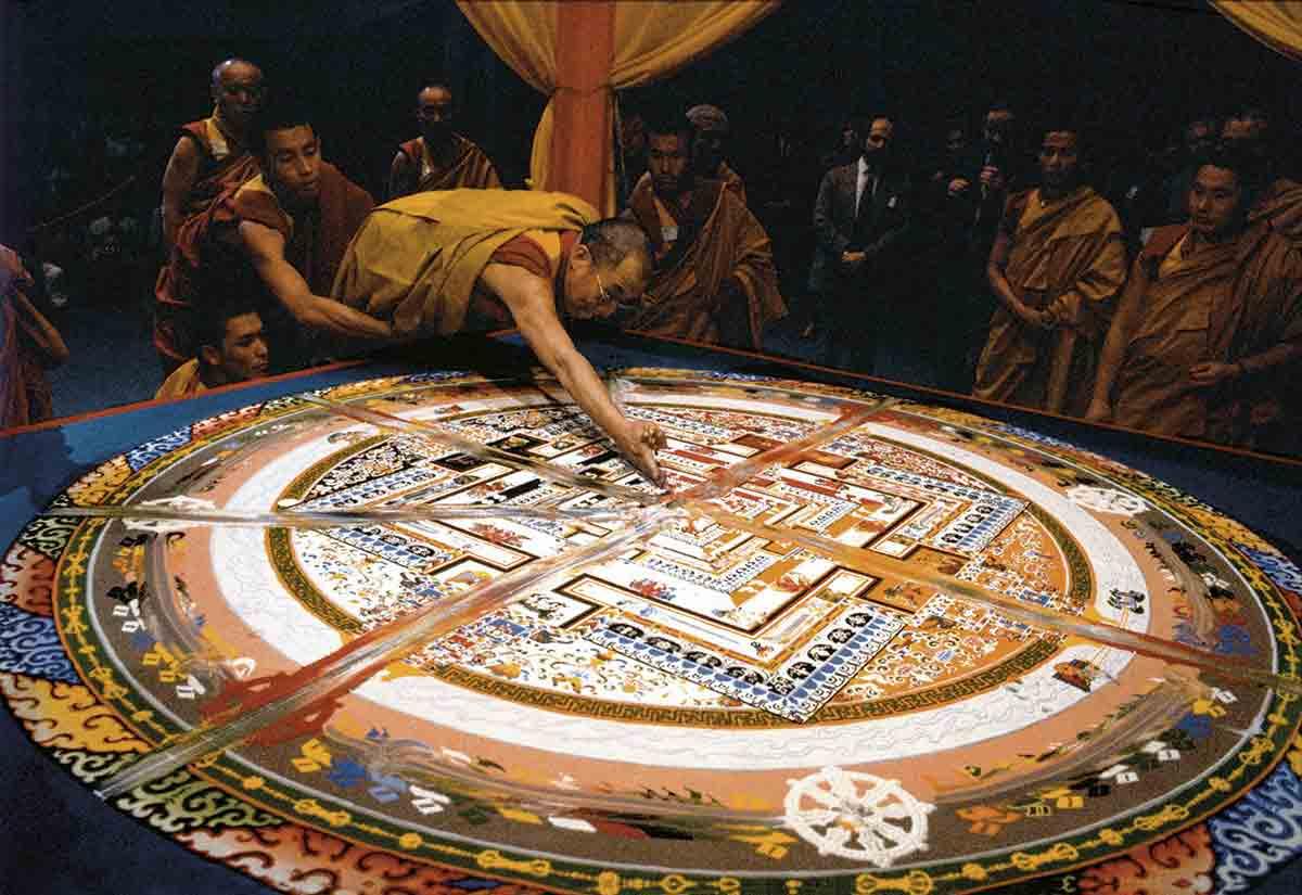 H.H.Mandala-master-scan. La lección del ciclo del tiempo