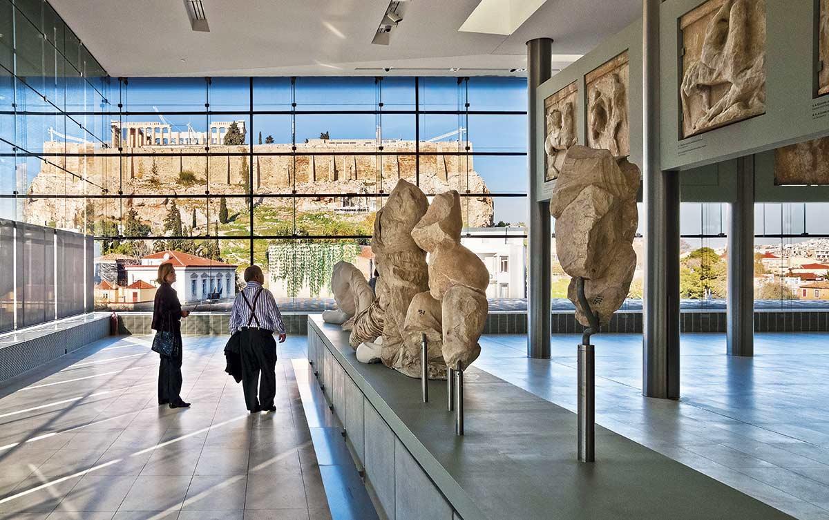 X7T-1336618. Museo de la Acrópolis de Atenas