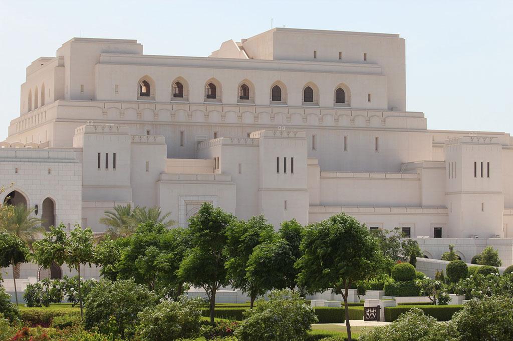 Ópera Real de Mascate, Omán