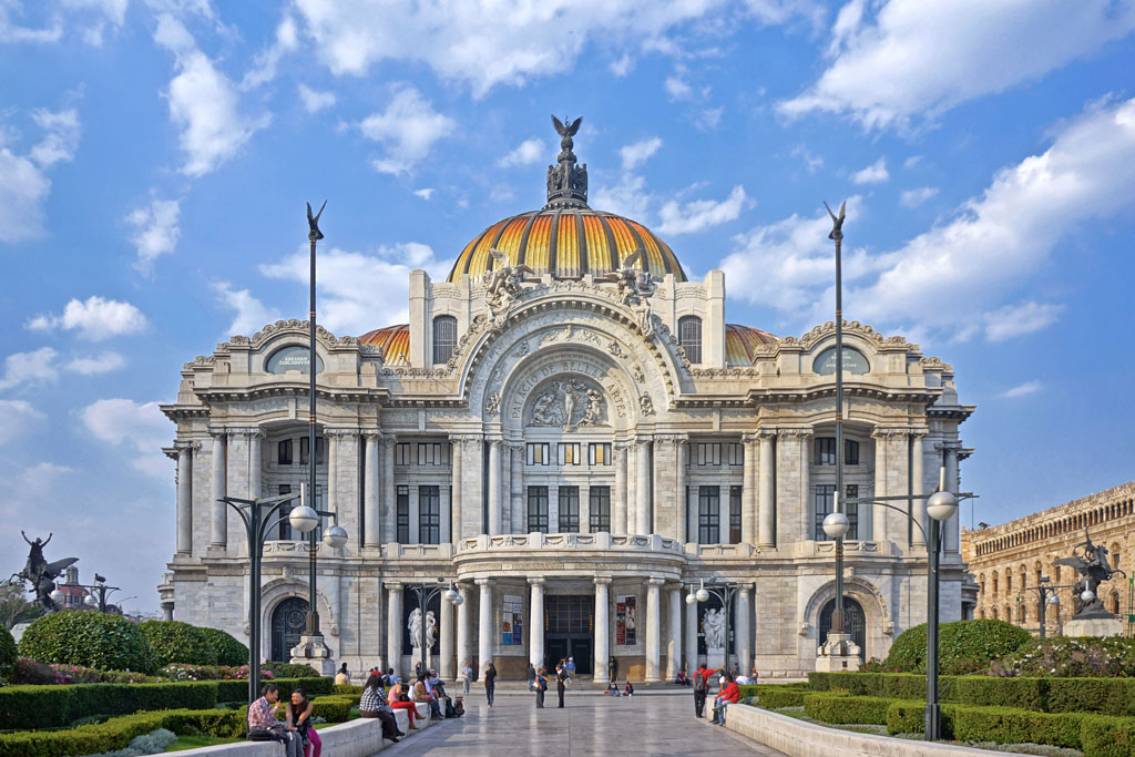 Palacio de Bellas Artes, México D.F