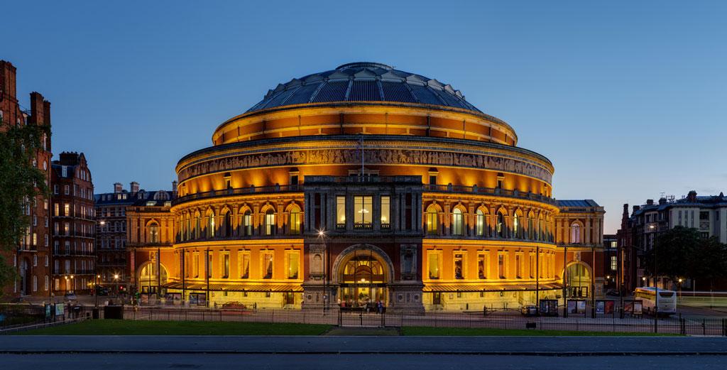 Royal Albert Hall, Londres