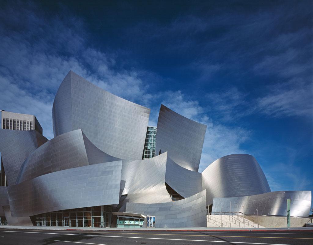 Walt Disney Concert Hall, Los Ángeles