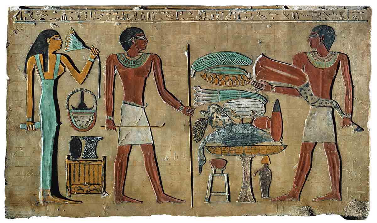 album les08011413. La necesidad de morir en Egipto