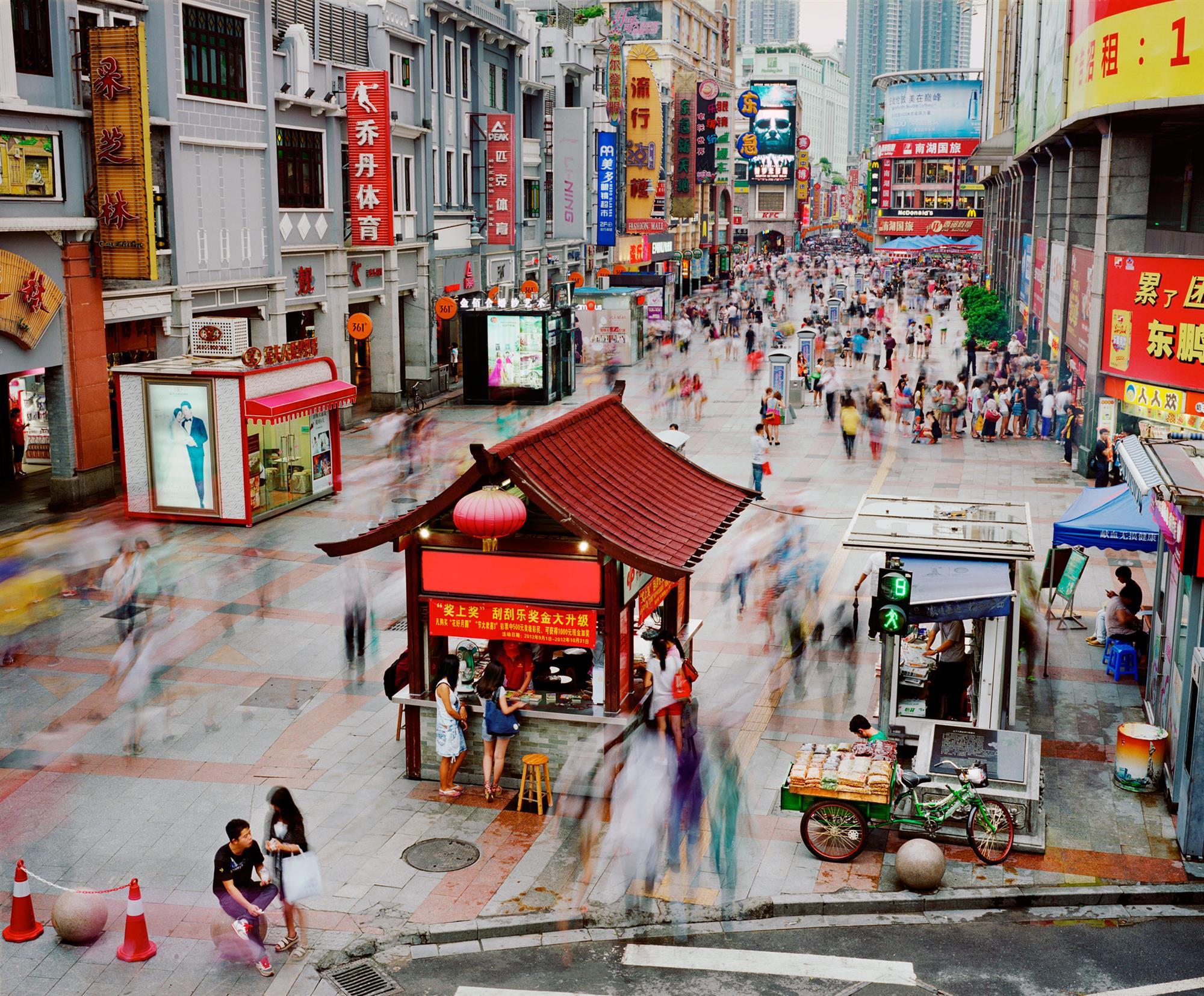 STOCK Guangzhou31152012. Guangzhou, China