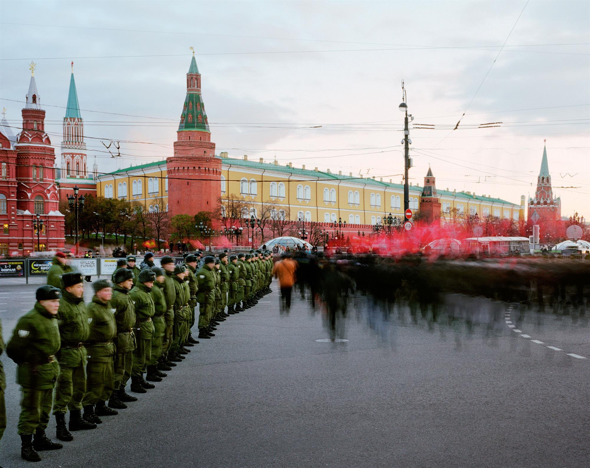 STOCK Moscow31162012. Plaza Roja, Moscú