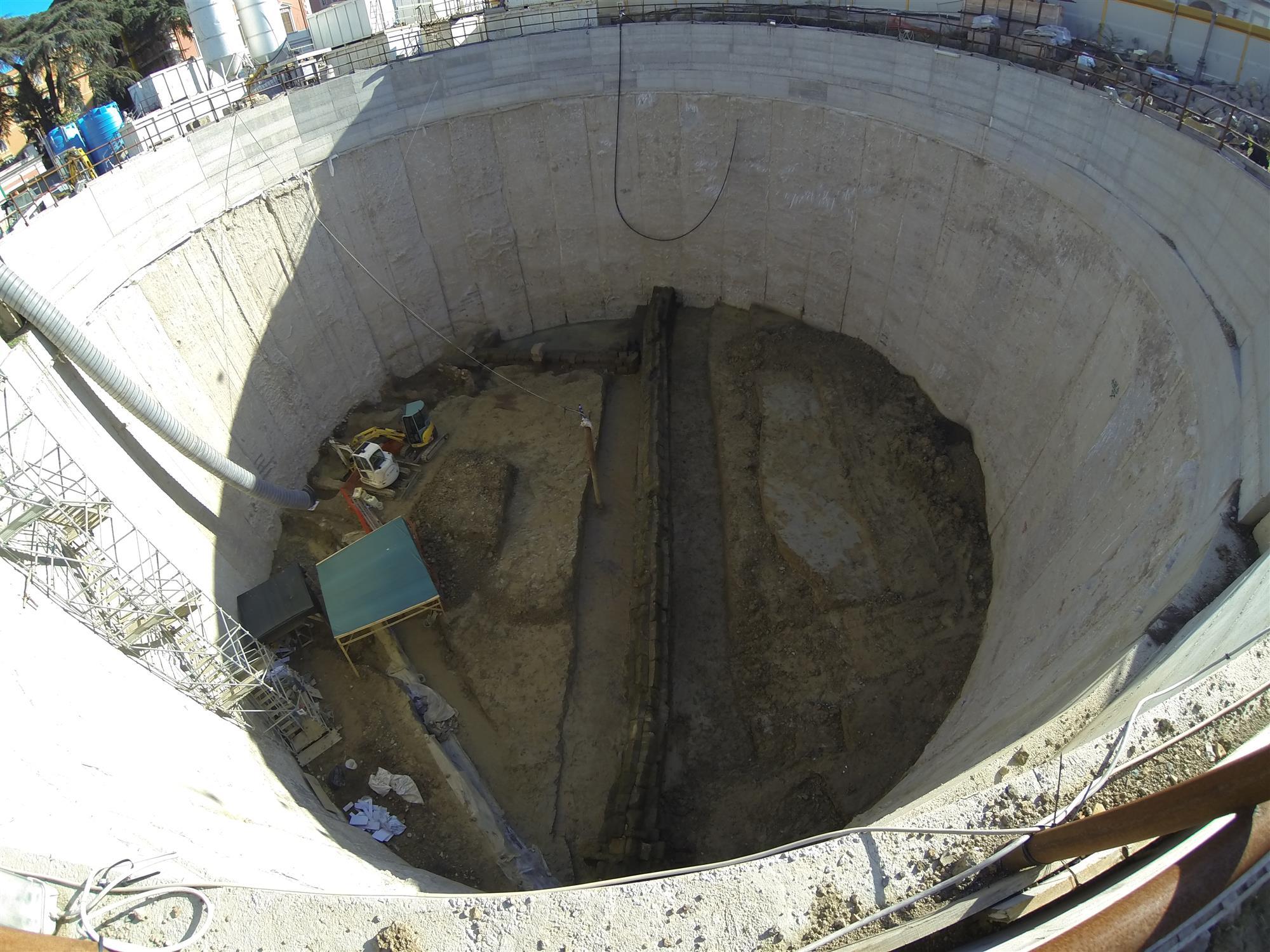 A 17 metros de profundidad