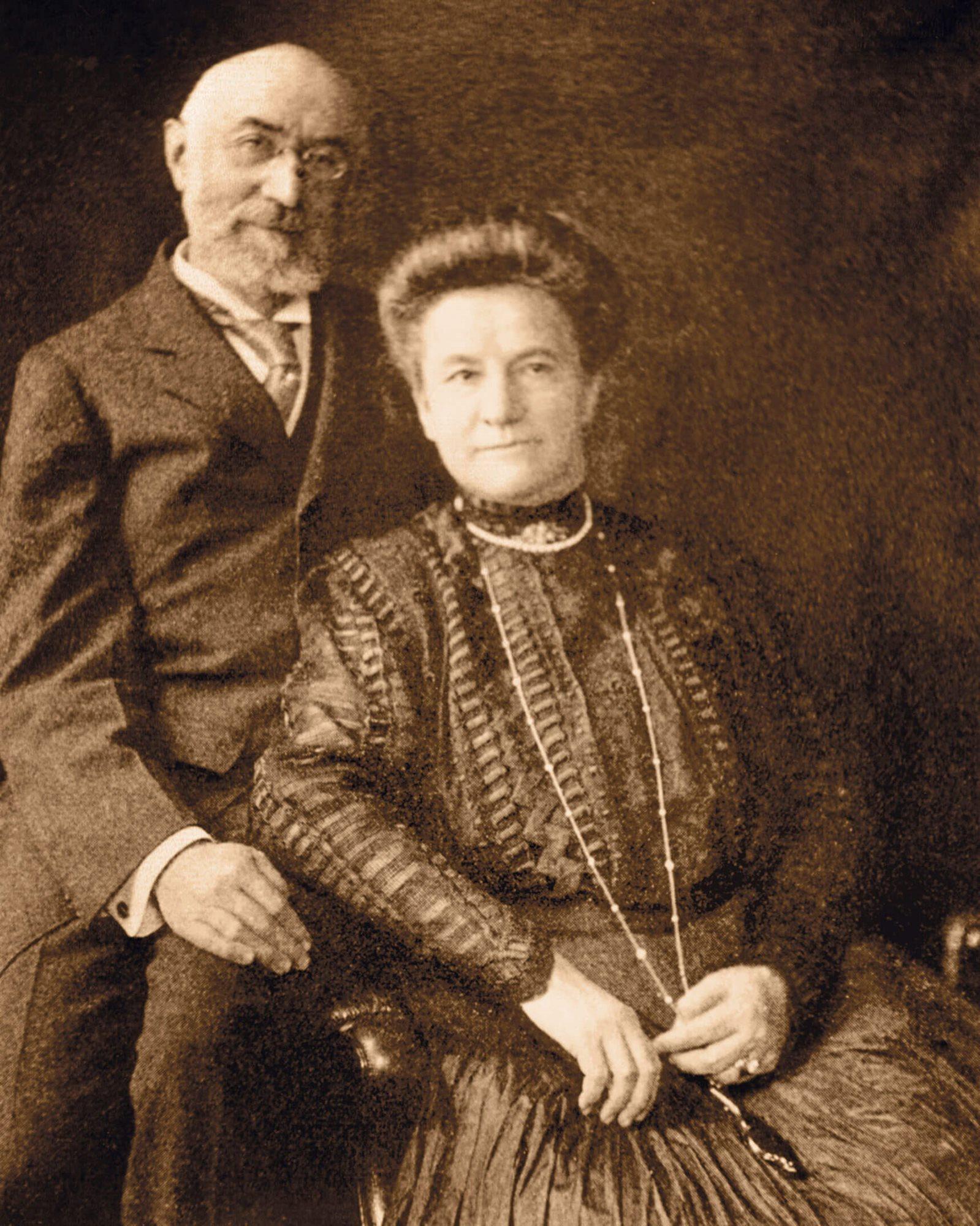 Isidor e Ida Strauss