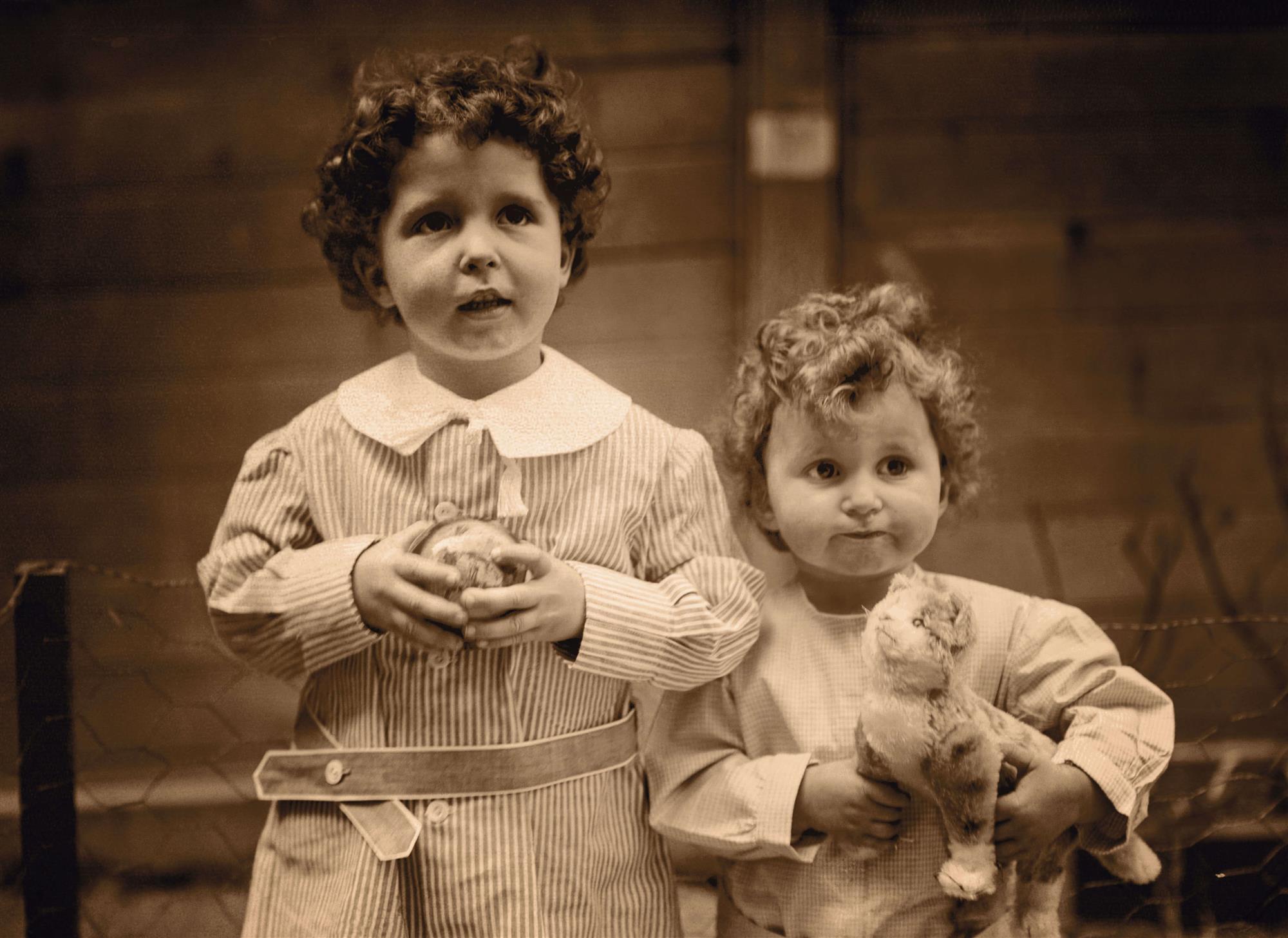 Los huérfanos del Titanic