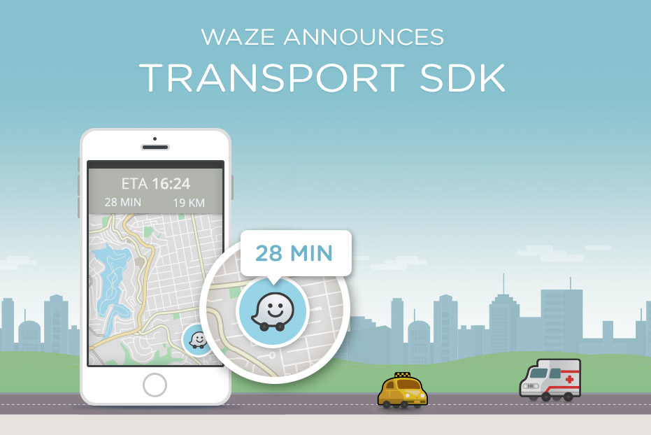 Waze Transport SDK Banner