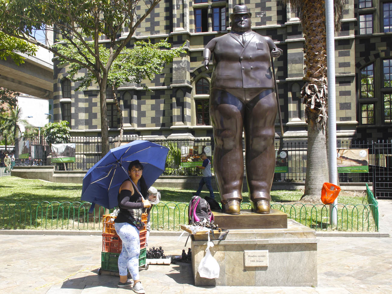 Plaza Botero, Medellín