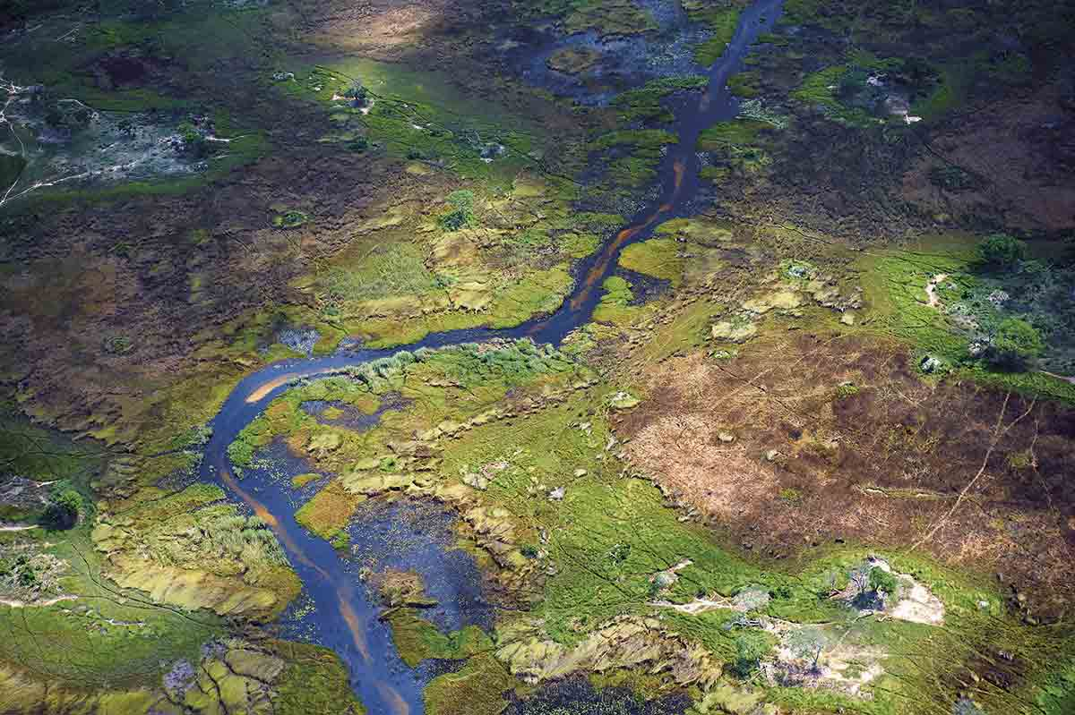 H44-10956400. Delta del Okavango