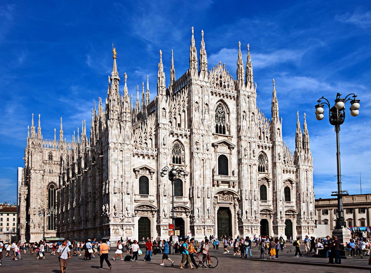 Milán, el viaje de un ingeniero