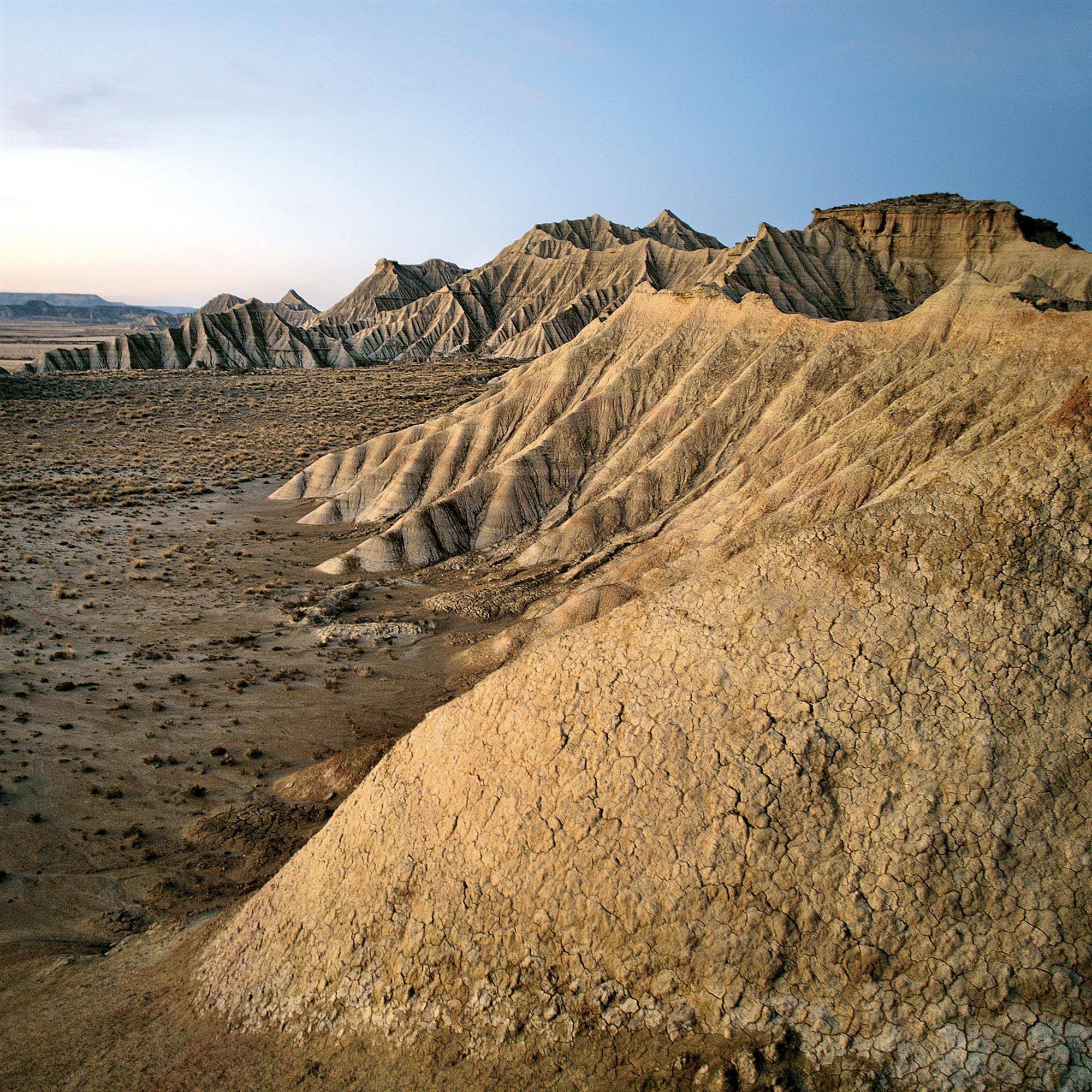 bardenas1. La fuerza de la erosión