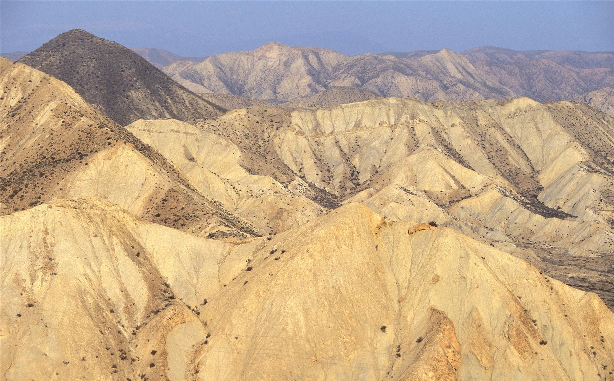 TABERNAS alta. Desierto de Tabernas