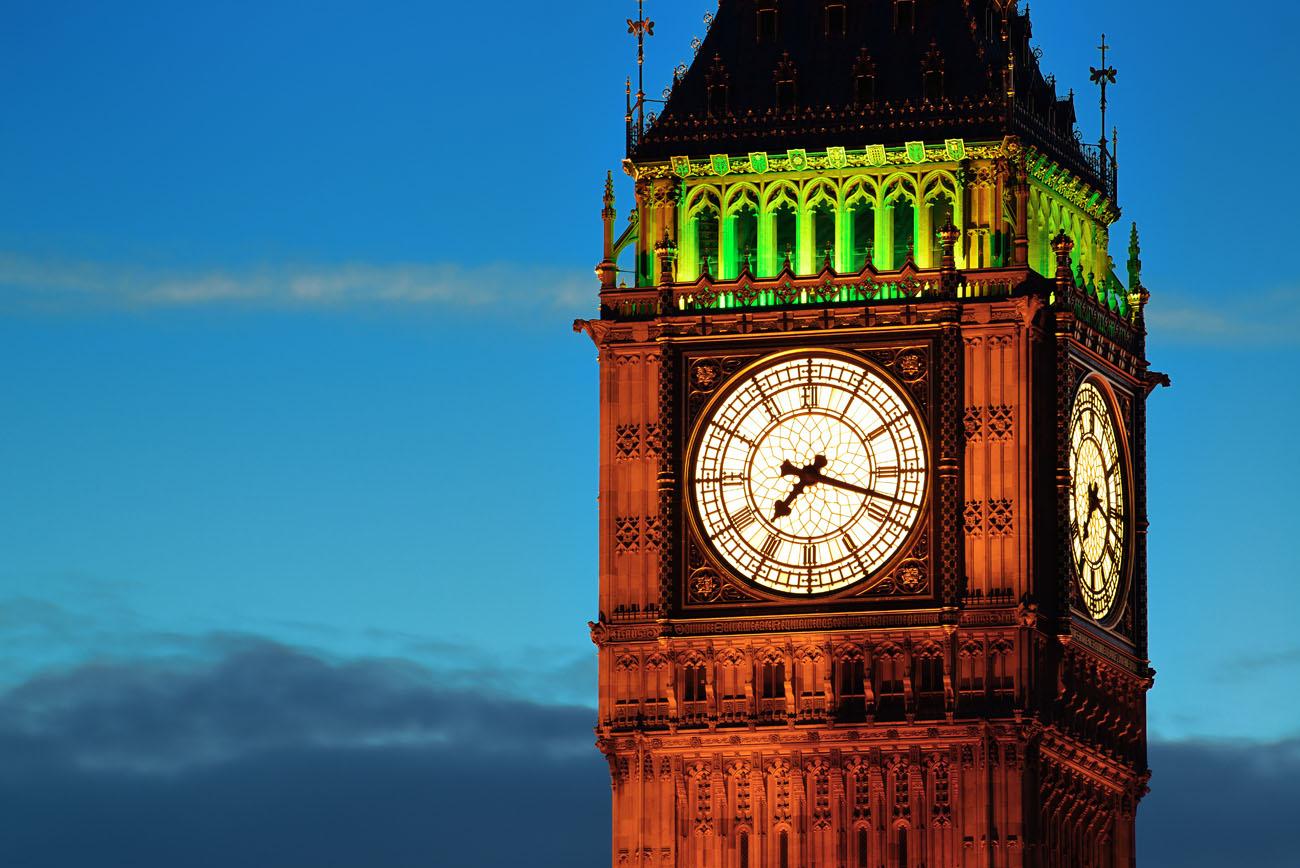 La hora del té en Londres