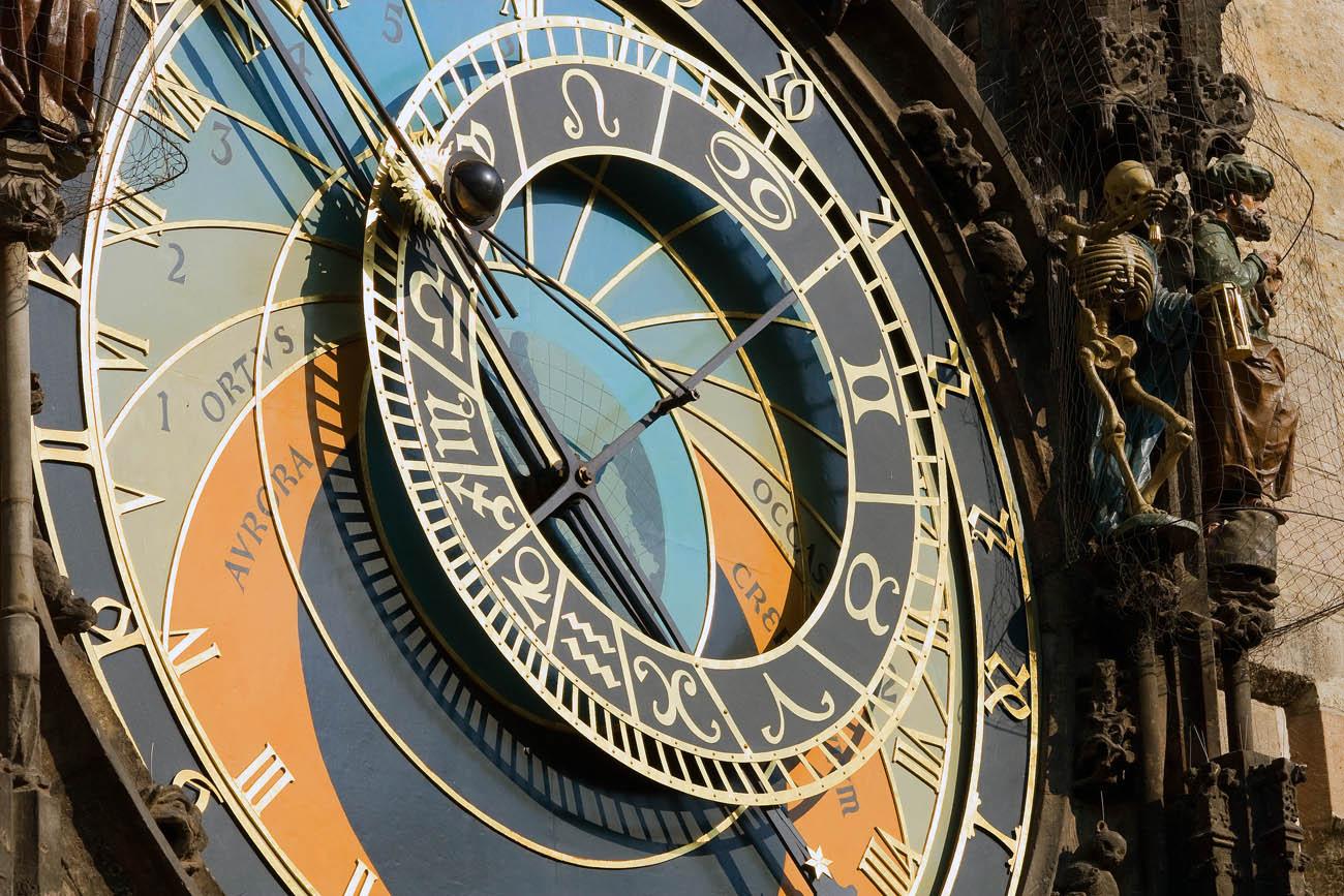 Relojes famosos alrededor del planeta