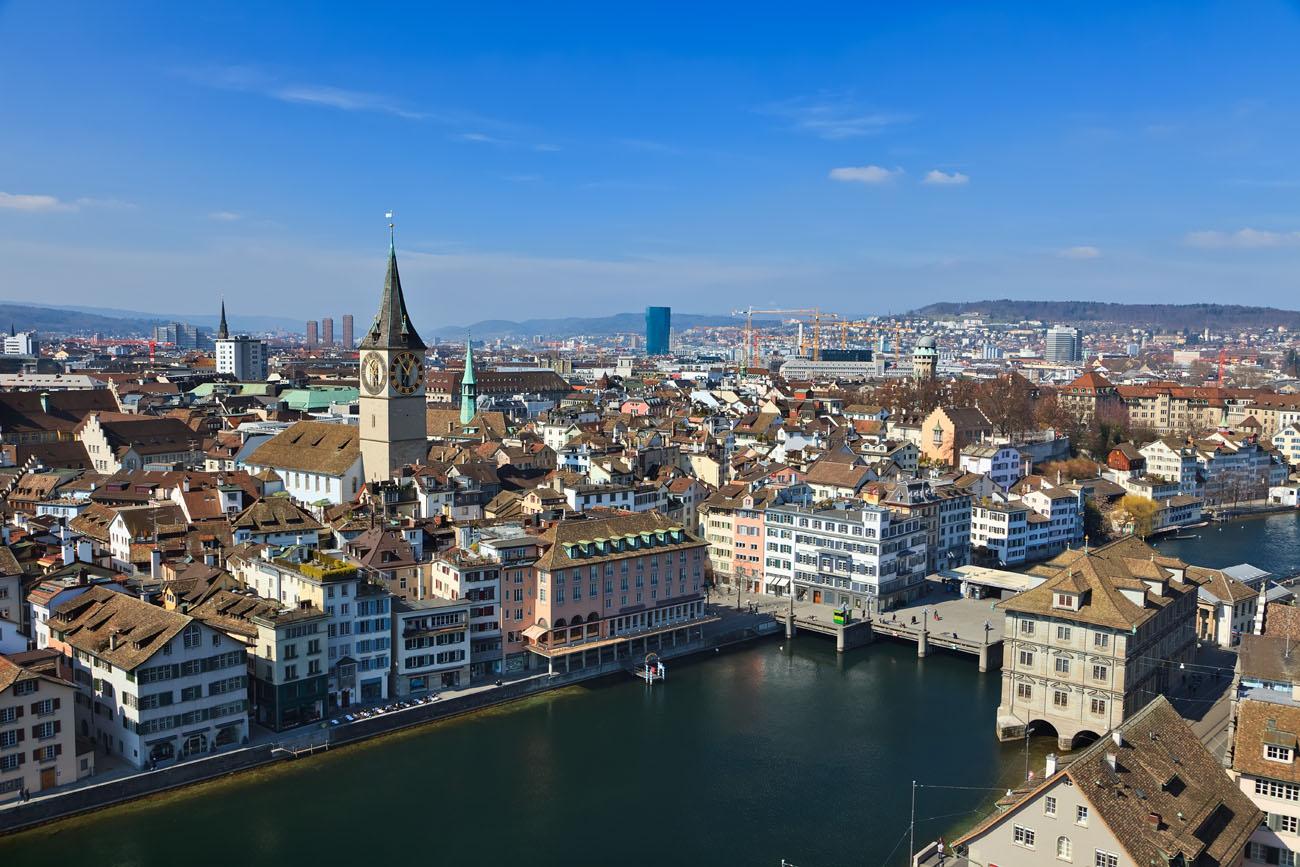 El tiempo es oro en Zurich