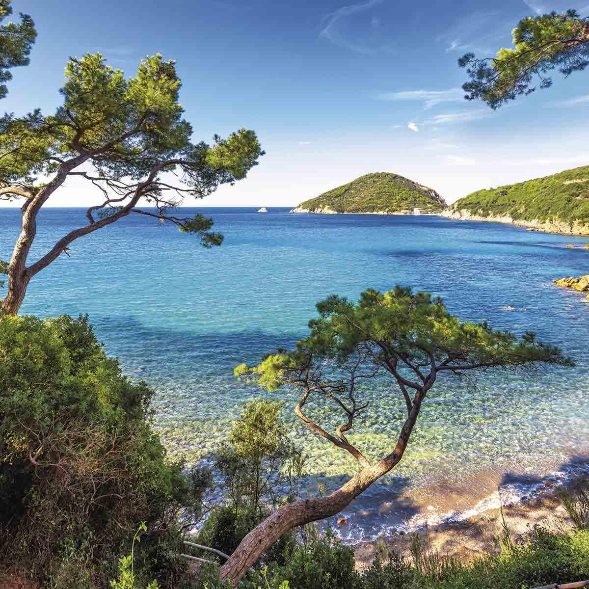 La isla de Elba, la perla insular de la Toscana