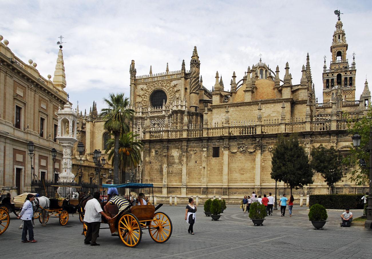 Sevilla riverside viajar metropol parasol tambin - Garden center sevilla ...