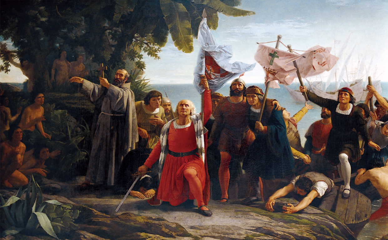 El Descubrimiento De América El 12 De Octubre De 1492