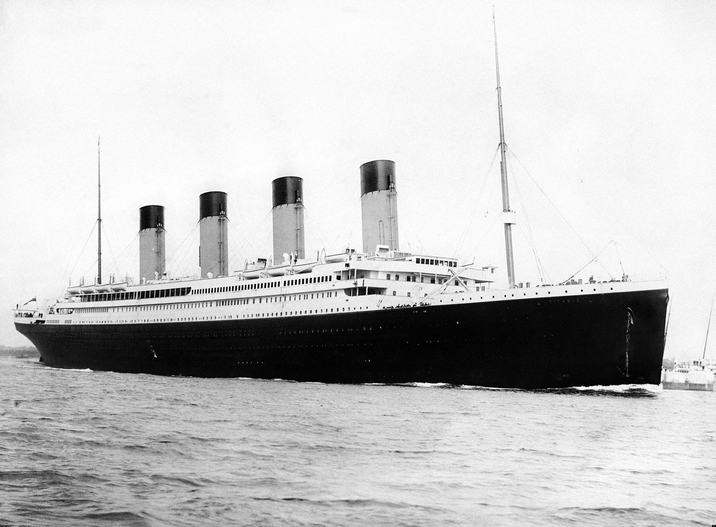 Resultado de imagen para imagenes titanic