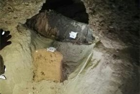 Restos funerarios