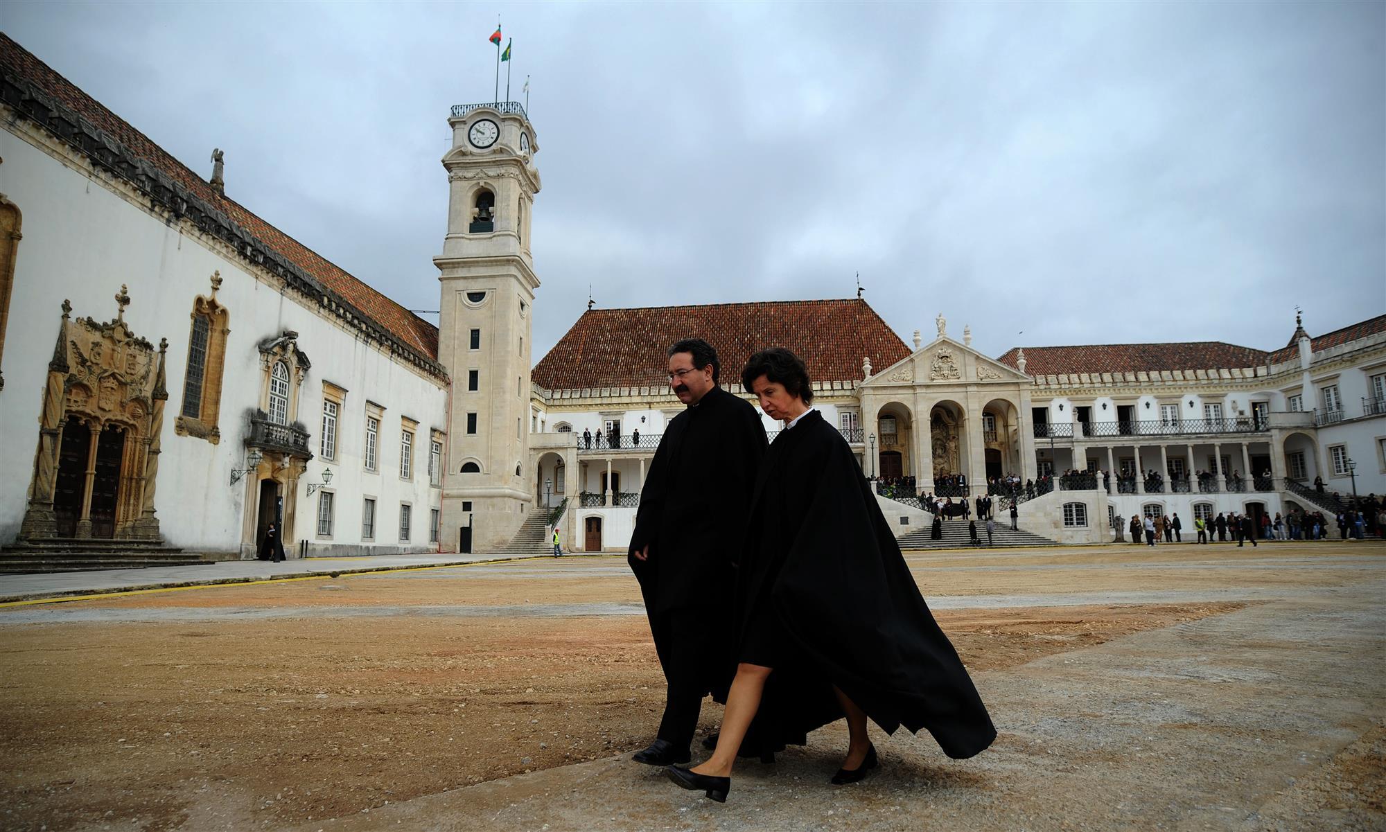 AP 110330029270. Universidad de Coimbra, Portugal